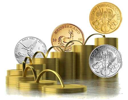 вложения в памятные и инвестиционные монеты: время - деньги?
