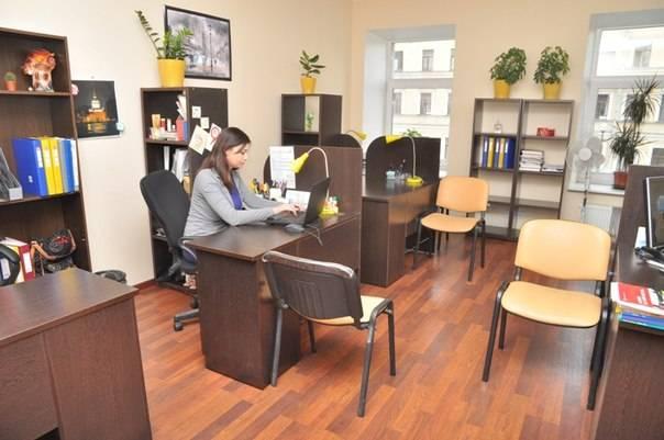 обустройство рабочего пространства сотрудников: человек красит место?