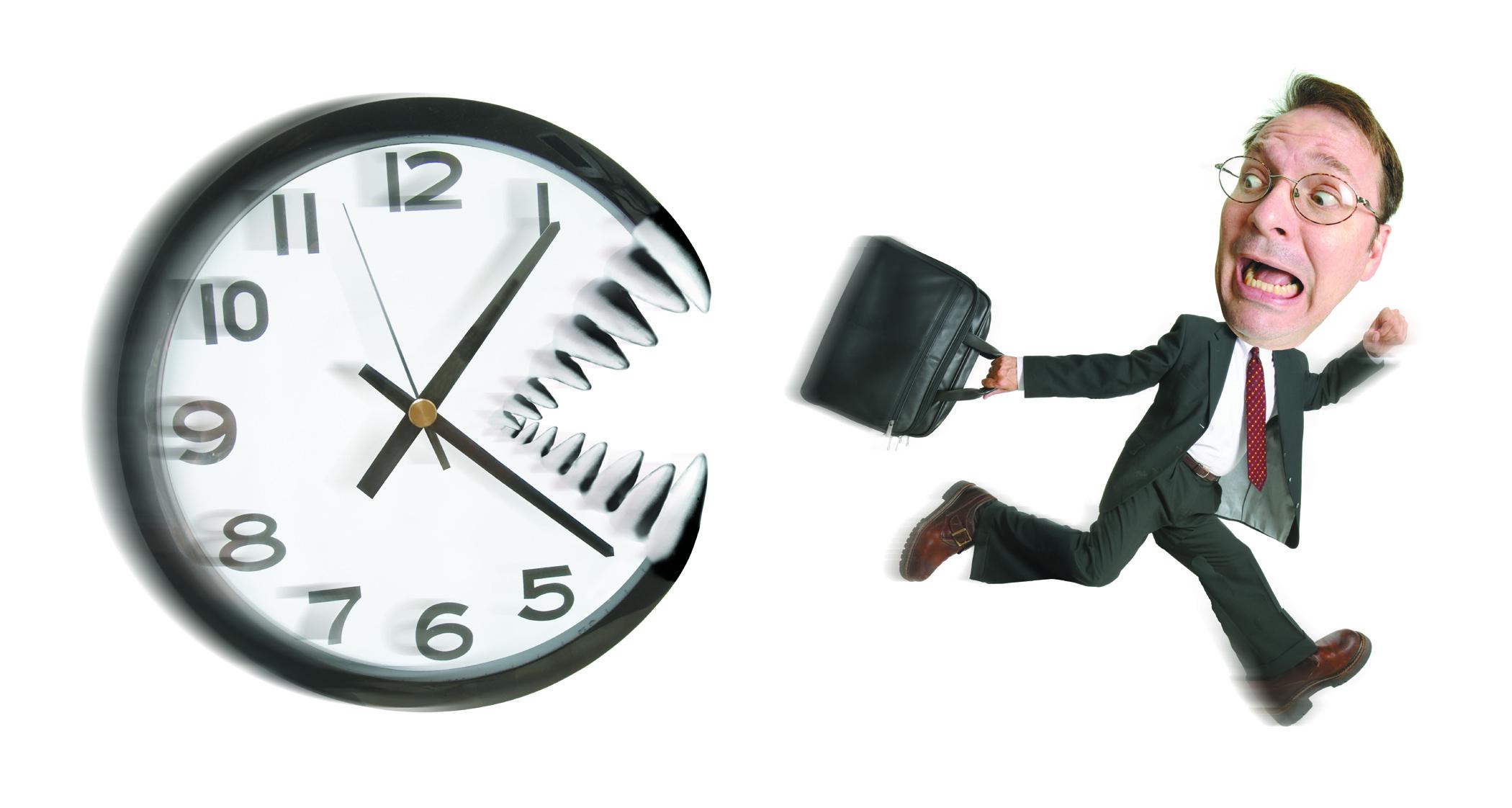 работа рядом с домом: время имеет значение?
