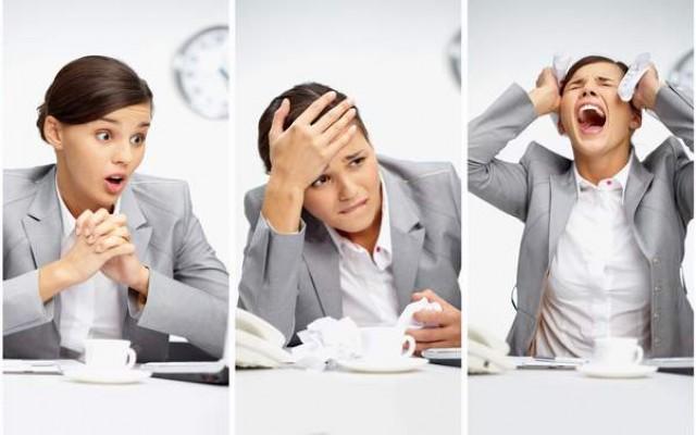 стрессовые ситуации на работе: переживём потихонечку?
