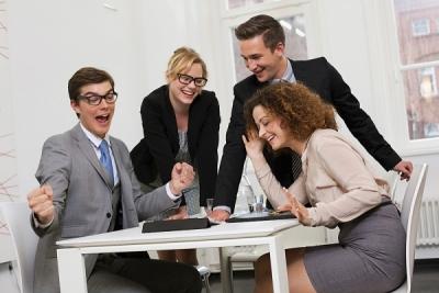 использование геймификации в рабочих процессах: когда работа - в радость?