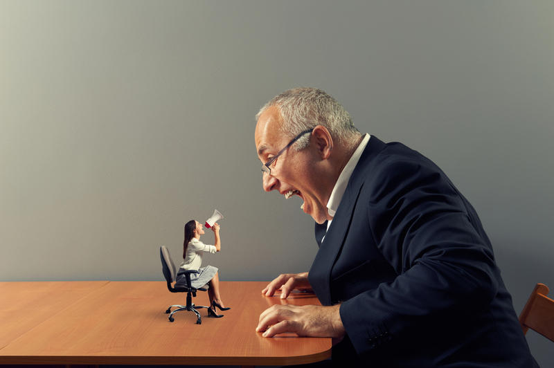 конфликт между сотрудником и руководством: худой мир лучше доброй ссоры?