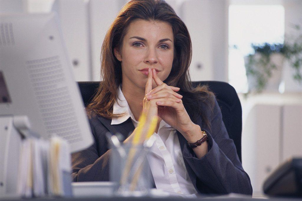женщина-руководительница: легко ли быть «топом»?